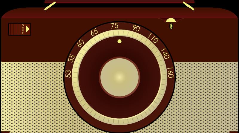 BLOG radio art vintage