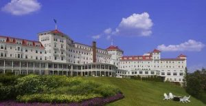 Mount Washington Hotel, scene of 1944 Bretton Woods pact