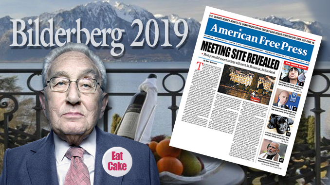 UPDATE: Kushner's, Pompeo's Presence Among the Intriguing Items at Bilderberg 2019 in Switzerland
